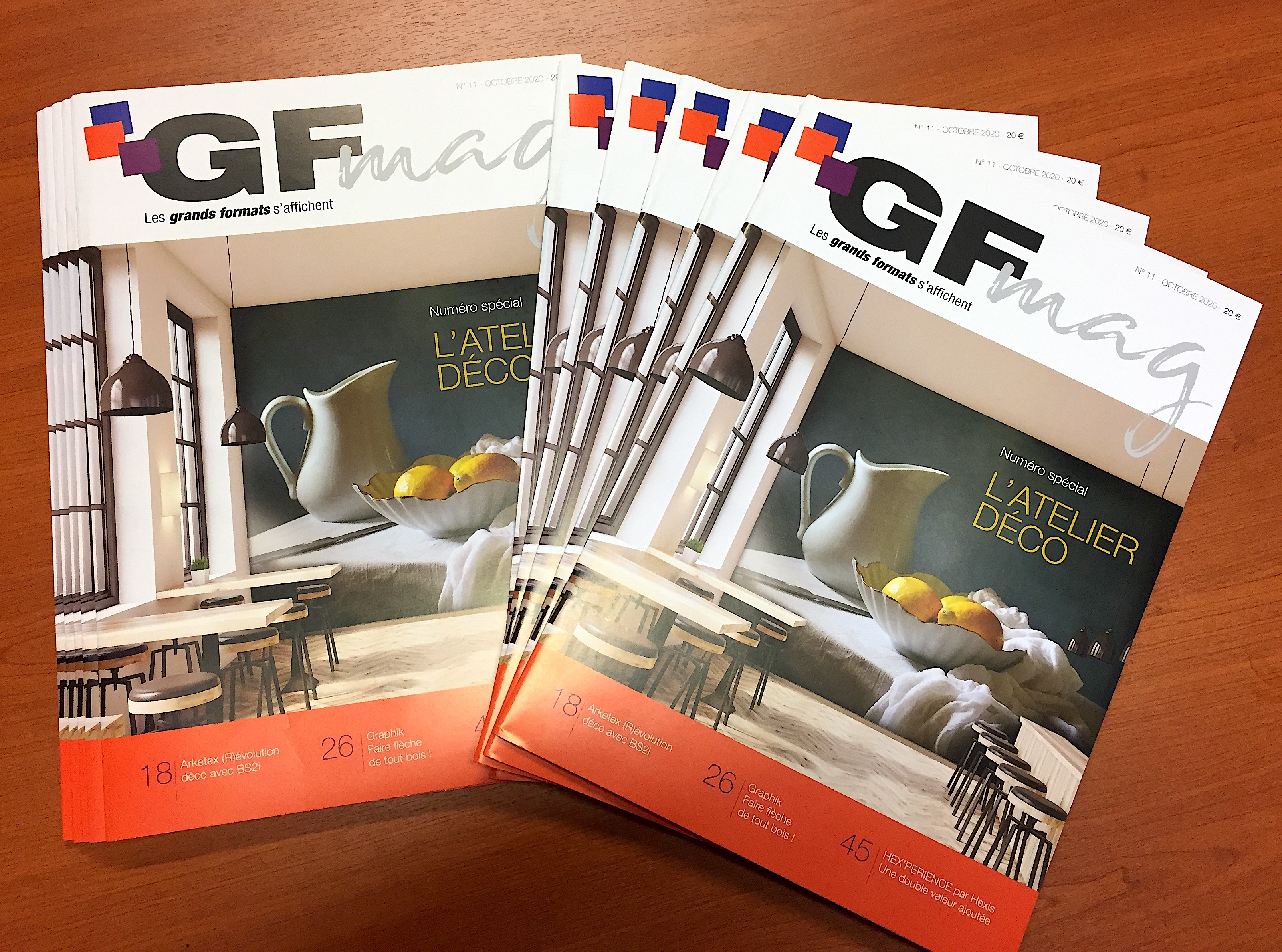 GF MAG 11
