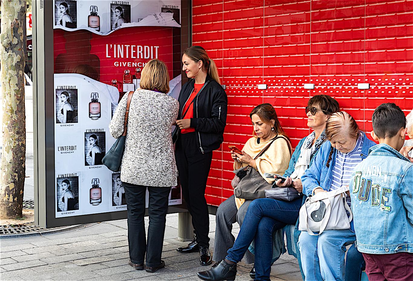 Nouveau parfum L'Interdit de Givenchy