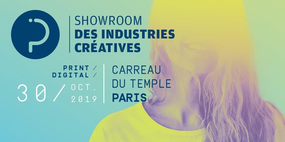 Show room des Industries Créatives