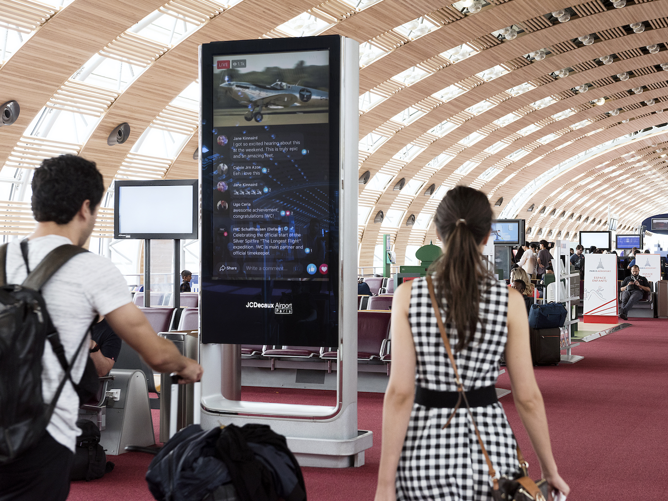 JCDecaux Airport