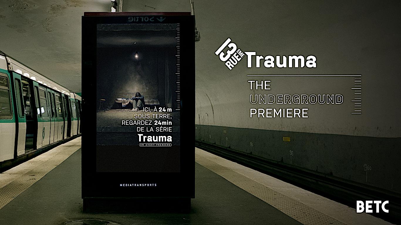 Série Trauma